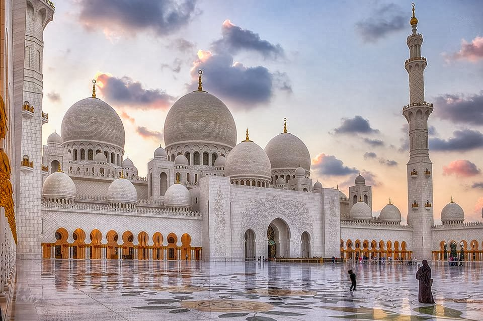 Moschee Sheikh Zayed