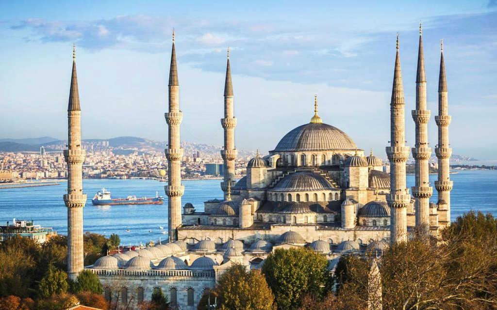 Imagini pentru iSTANBUL - moscheea albastră
