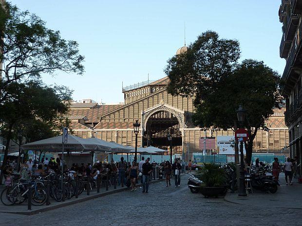 Passeig del Born, Barcelona, Spain