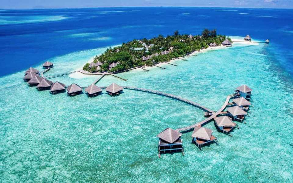 revelion maldive 2019