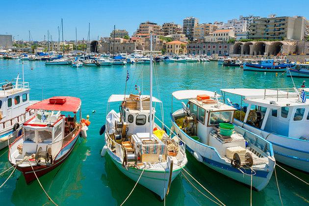 Port Creta Heraklion