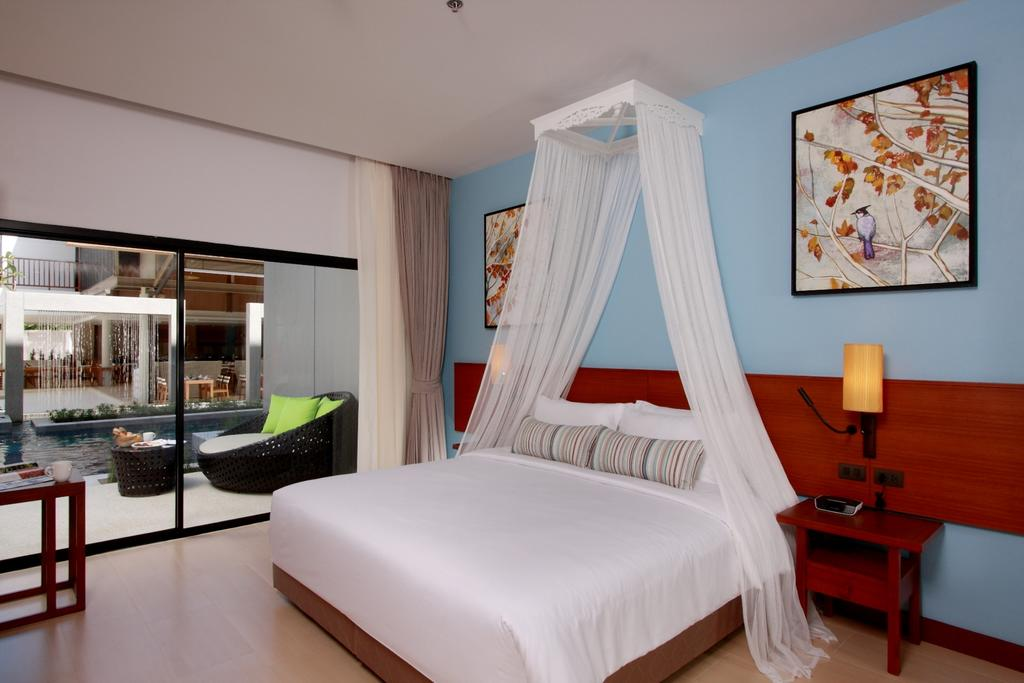 Deevana Plaza Krabi bedroom 2 by Party Trip Travel Agency
