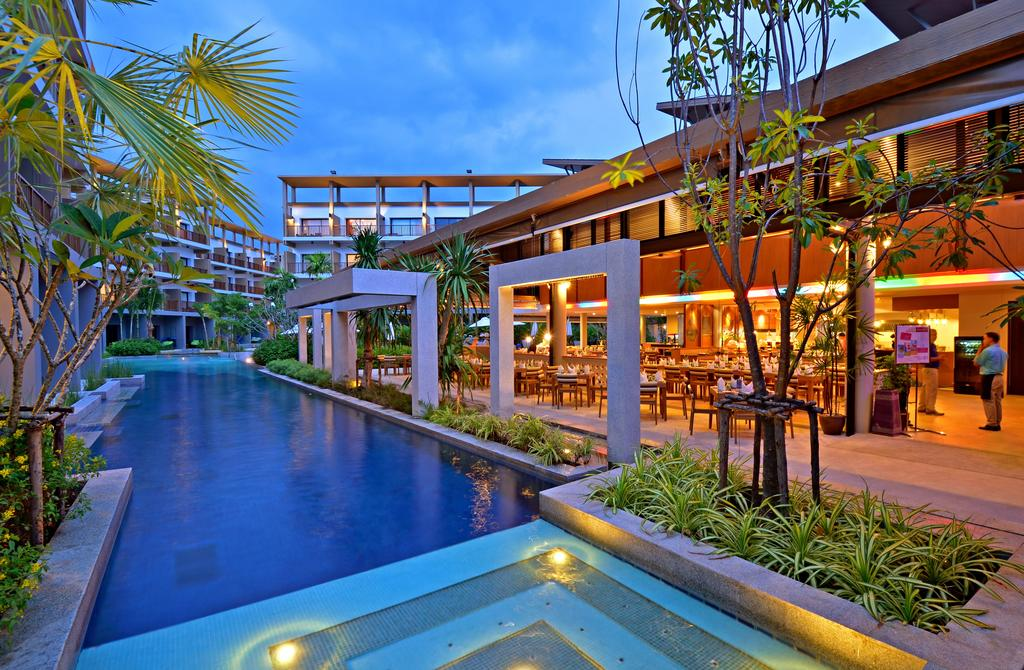 Deevana Plaza Krabi garden 2 by Party Trip Travel Agency