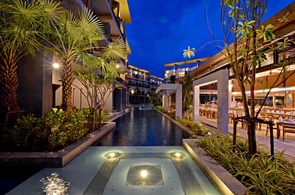 Deevana Plaza Krabi garden by Party Trip Travel Agency
