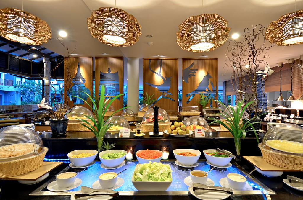 Deevana Plaza Krabi kitchen by Party Trip Travel Agency