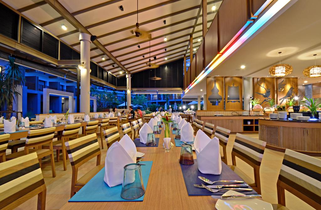 Deevana Plaza Krabi restaurant by Party Trip Travel Agency