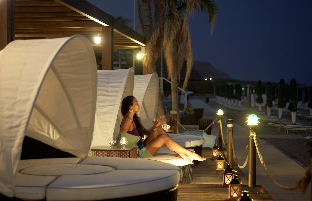 Esperos Palace Resort beach view by Party Trip Romania
