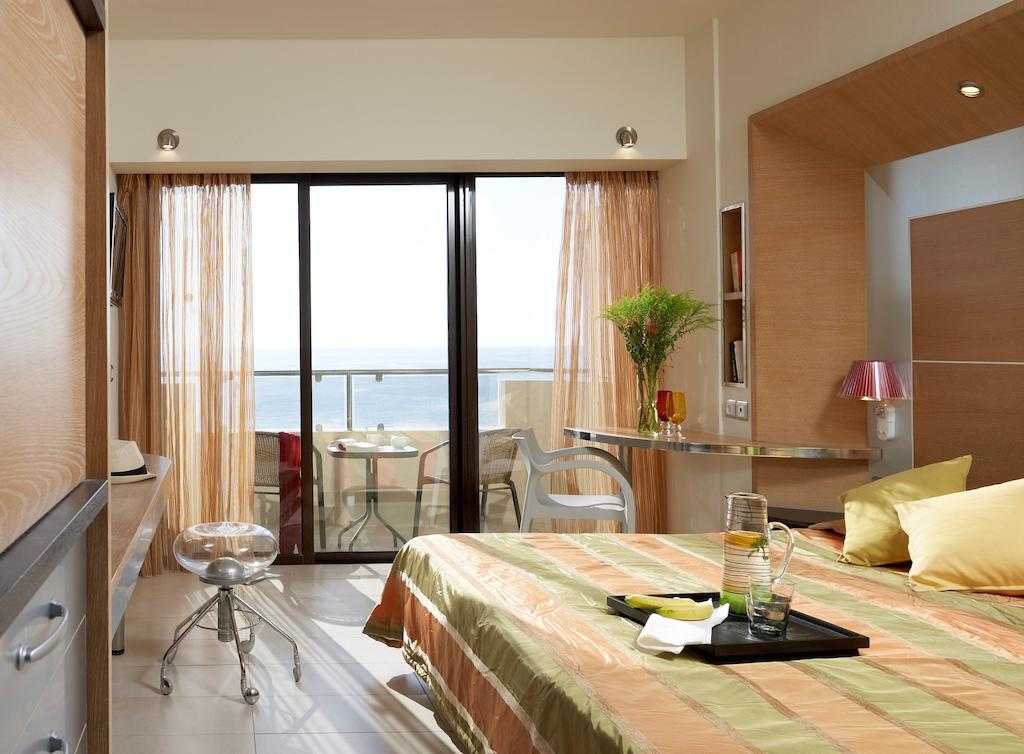 Esperos Palace Resort sea view room by Party Trip Romania