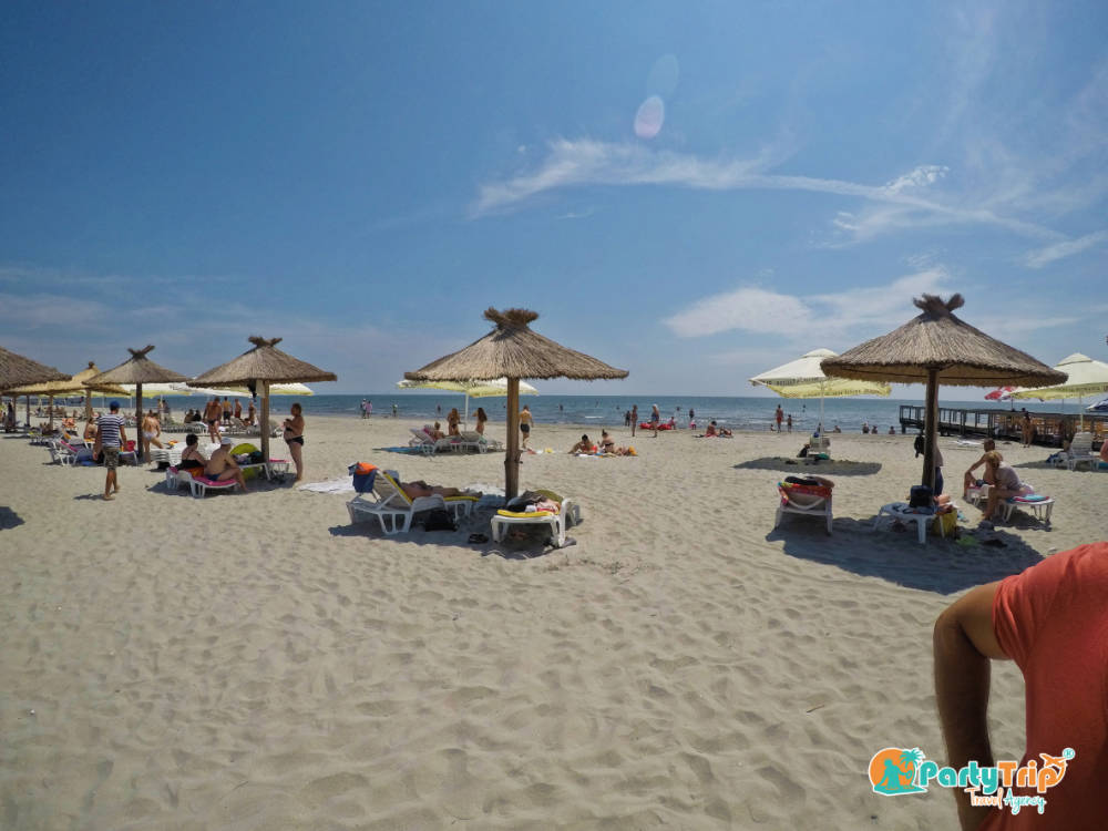 Plaja din Sulina by Party Trip Travel Agency
