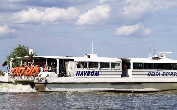 Transport Tulcea Sulina