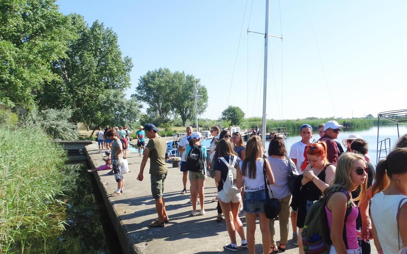 Vacanta de grup Sulina Delta Dunarii