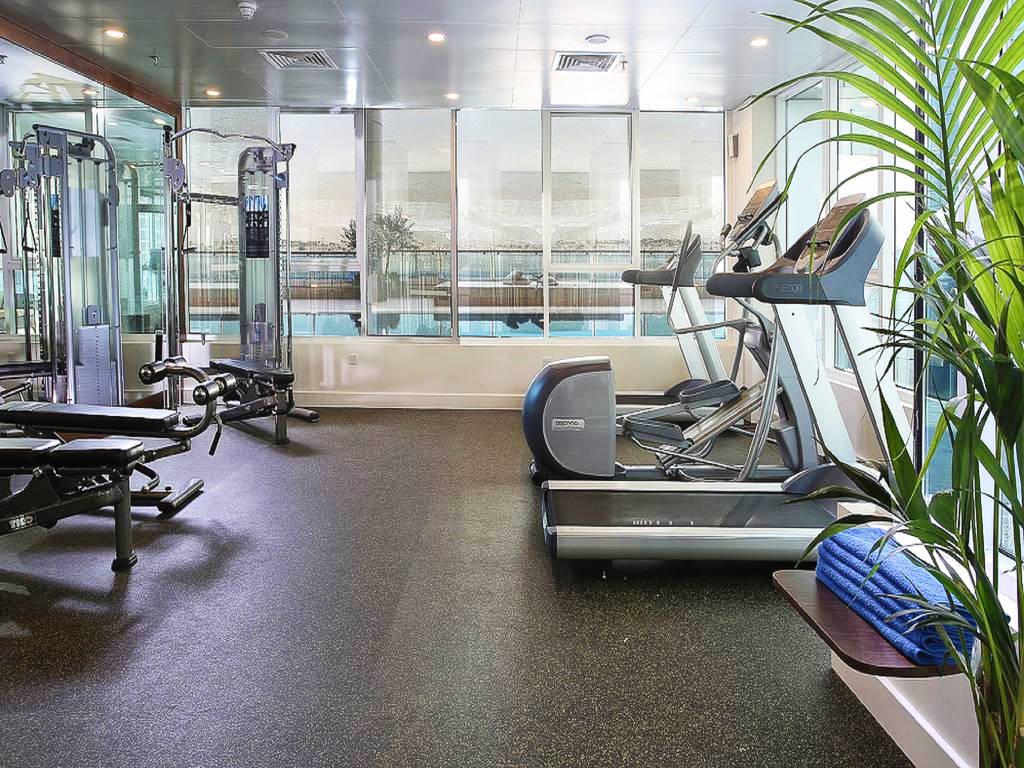 Auris Inn Al Muhanna Hotel sala fitness