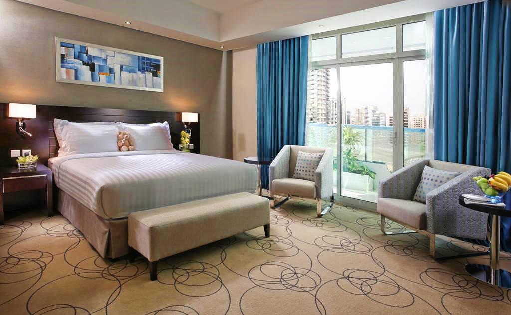 Auris Inn Al Muhanna Hotel vedere camera